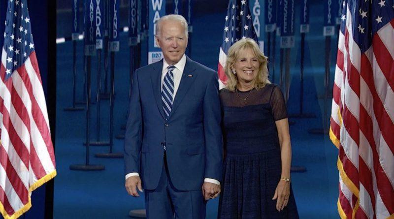 Jo Biden vince e beve Nero d'Avola, geniale