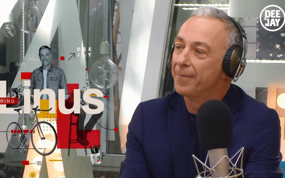 Linus è il deejay più famoso d'Italia, un vero genio della radio