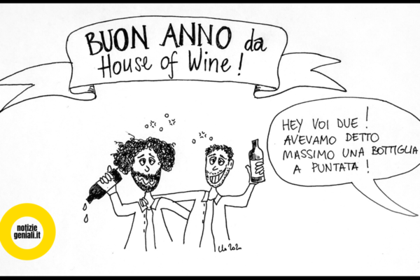 Buon anno di House of Wine