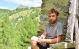 paolo cognetti in montagna