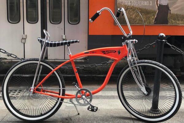 Bollani biciclette di alta gamma made in Milano