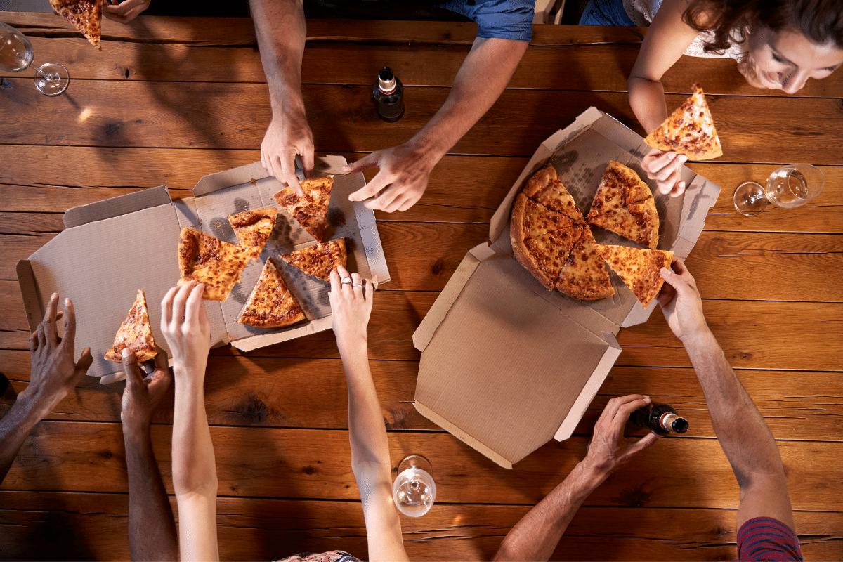 pizza asporto delivery takeaway