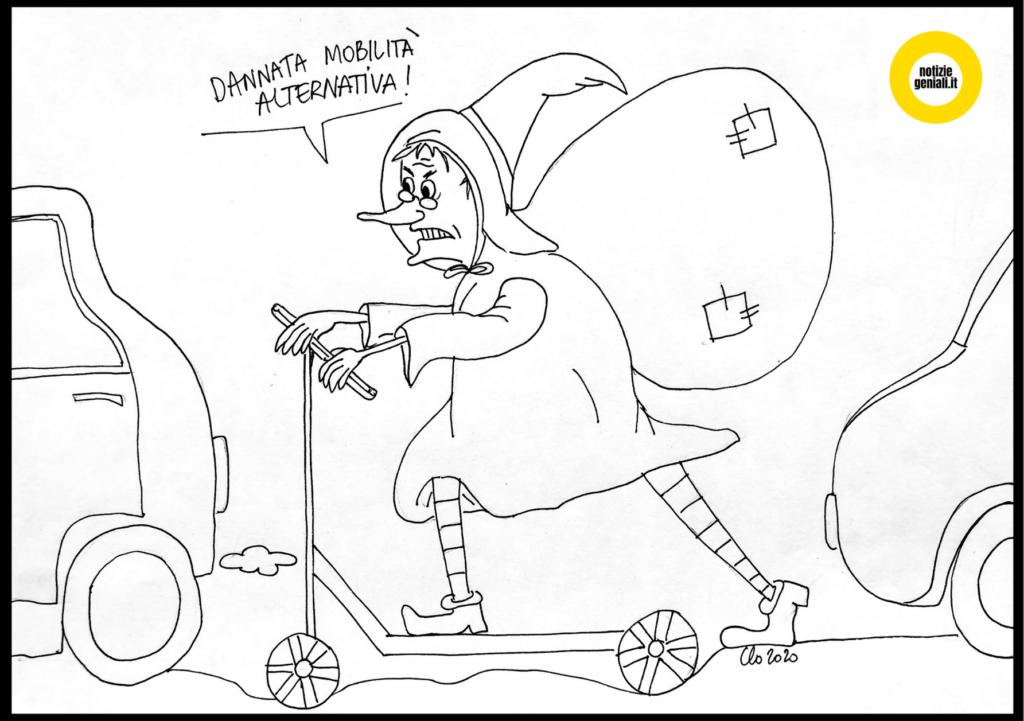 befana vignette geniali claudia piazzoni