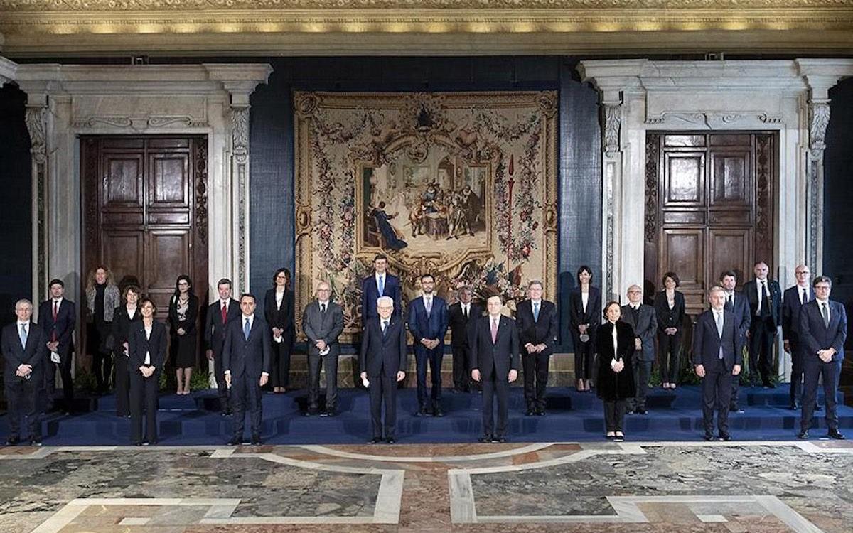 Il punto geniale. Draghi e il suo nuovo Governo. Sarà un esecutivo rigoroso