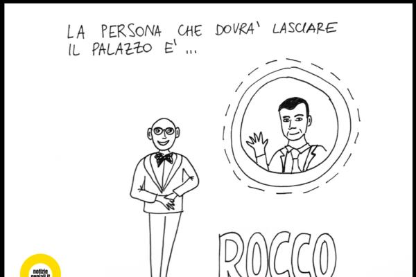 Grandi manovre a Palazzo Chigi: Rocco Casalino in uscita insieme a Giuseppe Conte