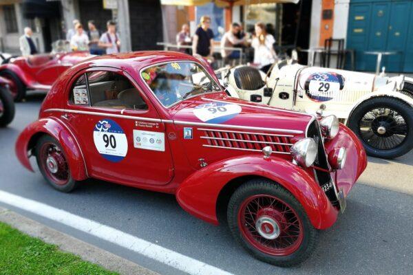 Auto d'epoca: il re del collezionismo ha vetture per tutte le tasche