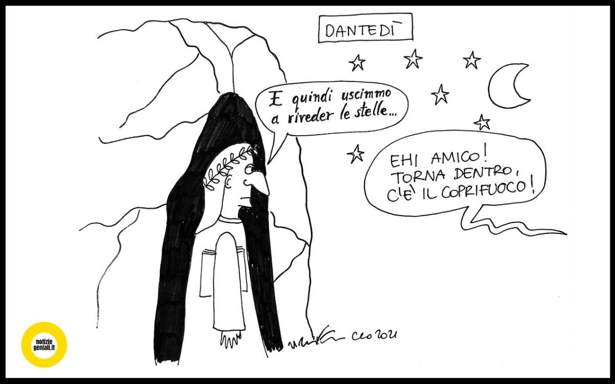 Dantedì l'Italia celebra il Poeta