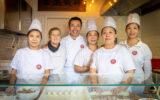 Agie Hujian Zhou ravioleria cinese street food milano