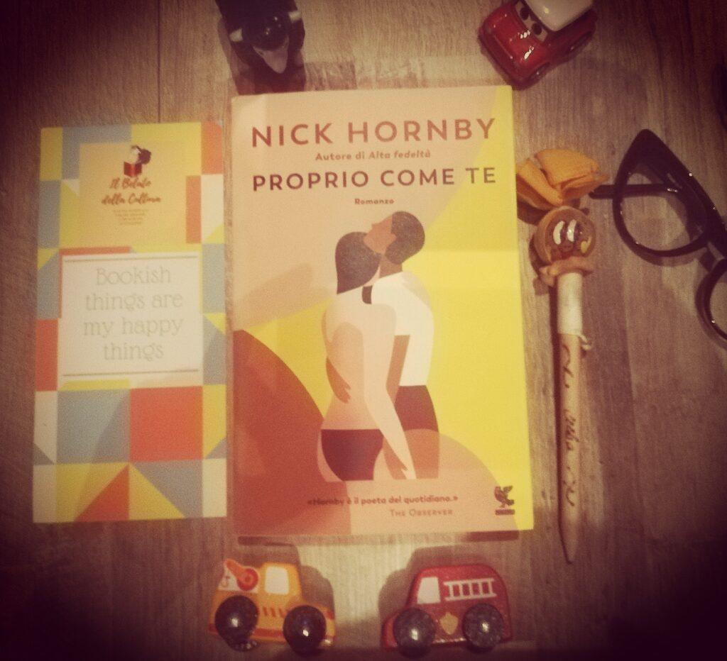 Proprio come te: Nick Hornby ci racconta la storia d'amore tra Lucy e Joseph