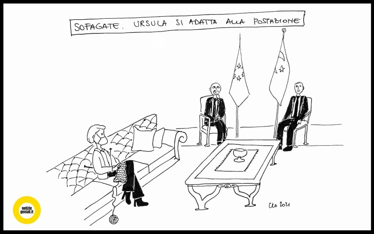 Il caso Sofa-gate fa tremare le poltrone d'Europa