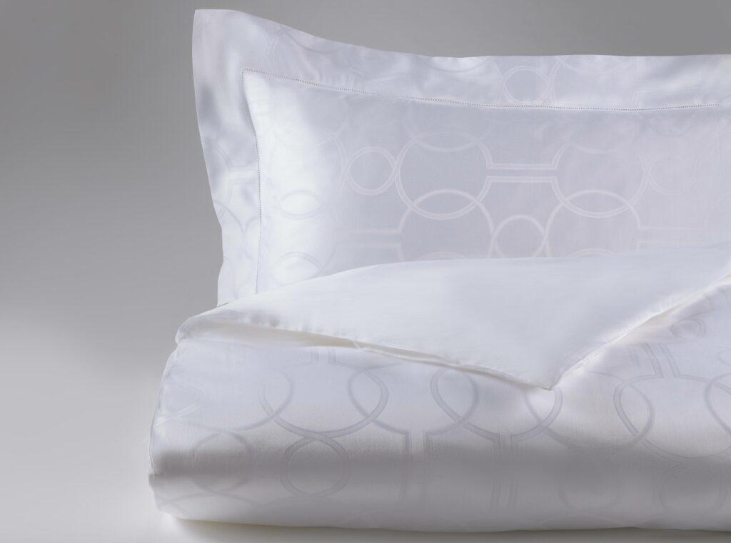 Sono Made in Brianza le lenzuola in cui dormono re e vip