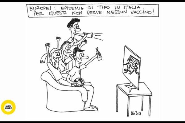 Europei: sale la tensione per Italia-Austria