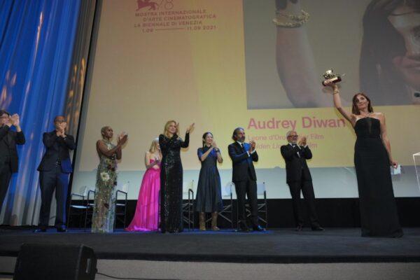 Premiati alla mostra del cinema di Venezia